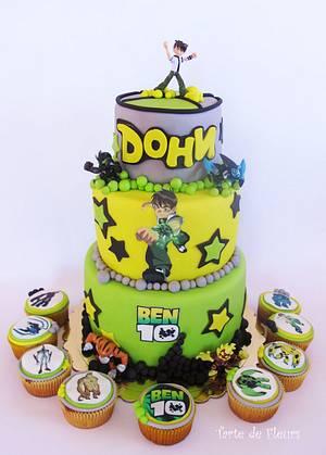 Ben 10 cake - Cake by Tarte de Fleurs