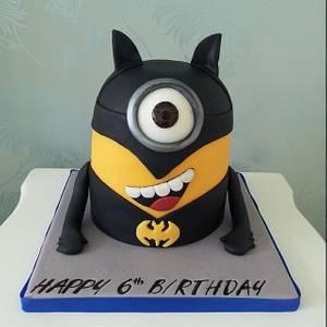 Batman Minion - Cake by Cake Love