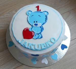 1. birthday cake  - Cake by Janka