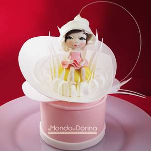Little Princess :) - Cake by IlMondodiDorina