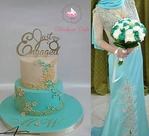 Lovely color - Cake by mona ghobara/Bonboni Cake