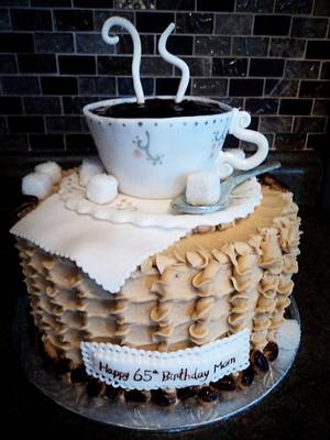 Coffee Lover - Cake by The Cakery