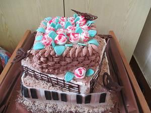 Piano cake - Cake by Marica
