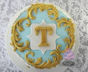 Happy birthday Terry! - Cake by Sonia Huebert