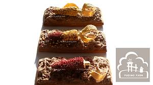 Harvest - Corn cobs - Cake by PUDING FARM