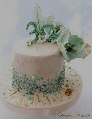 30 Anniversary cake - Cake by Patrizia Foresta