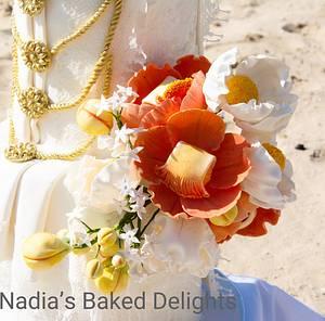 Srilankan Bride 😍 - Cake by Nadia Shamsedeen