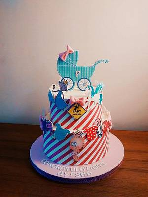 Cute Overload! - Cake by Bijay Thapa