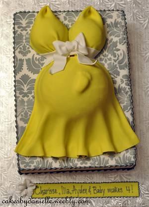 Baby Belly - Cake by CBD