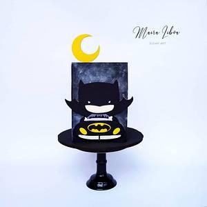 Batman - Cake by Maira Liboa