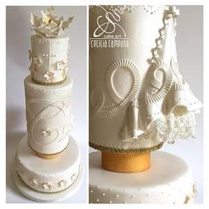 Charlotte - Cake by Cecilia Campana