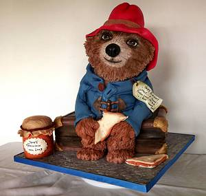 Paddington Bear Birthday Cake! :) - Cake by Storyteller Cakes
