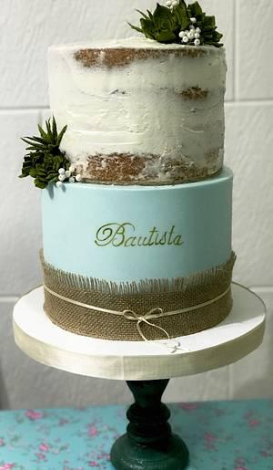 Primera Comunión - Cake by Griselda de Pedro