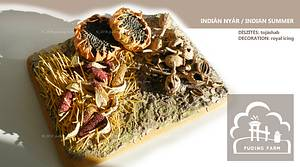Indian Summer - Cake by PUDING FARM
