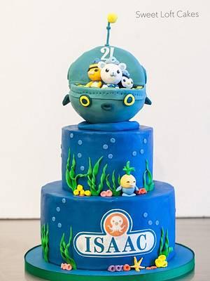 Octonauts Birthday Cake - Cake by Heidi