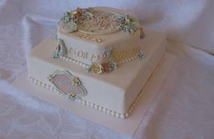 Benjamin  - Cake by Trine Skaar
