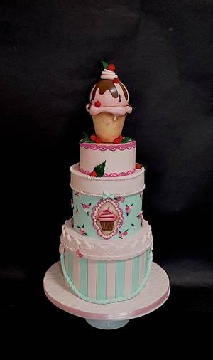 La Dolche Vita - Cake by Delice