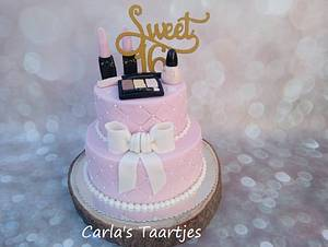 Sweet 16 - Cake by Carla