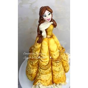 Bela Disney  - Cake by Emerson Nogueira