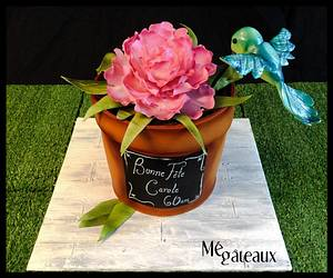 hummingbird cake - Cake by Mé Gâteaux