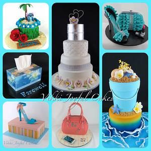 Favourite cakes of 2014 - Cake by Vikki Joyful Cakes