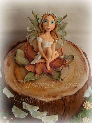Fairyland - Cake by Eleonora Ciccone