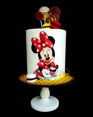 Sweet Minnie! - Cake by Mariya's Cakes & Art