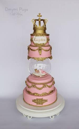 Royal Cake for Elizabeth - Cake by Dmytrii Puga