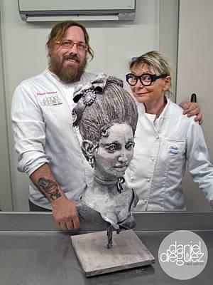 Marie Antoniette - Cake by Daniel Diéguez