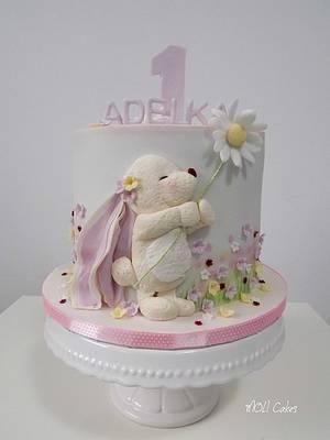 One  - Cake by MOLI Cakes