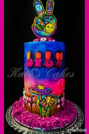 Lily - Cake by Cakemummy