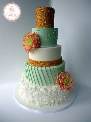 Cake International entry 2014 - Cake by Cakes by Verity