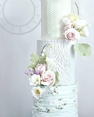 Rustic Elegance - Cake by Jackie Florendo