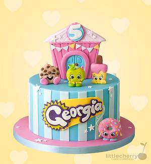 Shopkins Cake - Cake by Little Cherry