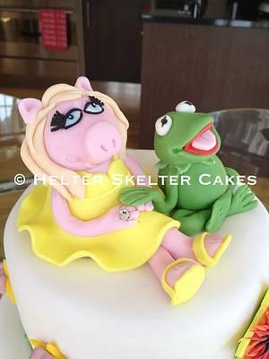 Muppets Cake - Cake by Lynn McAneny
