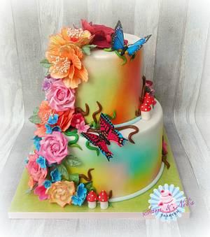 Fairytail cake - Cake by Sam & Nel's Taarten