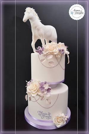 torta comunione - Cake by aroma di vaniglia