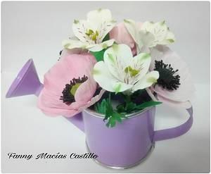 Bouquet de Flores - Cake by Fanny Macías