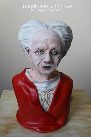 Bram Stoker's Dracula - Cake by Aga Leśniak