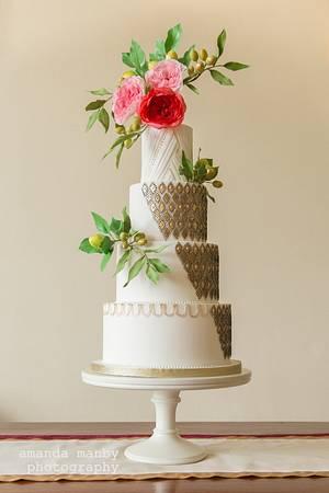 Olive - Cake by Amanda Earl Cake Design