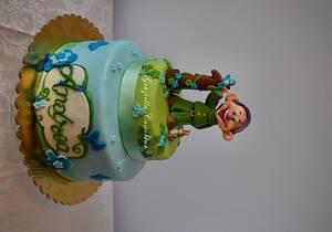 Dopey cake - Cake by Graziella