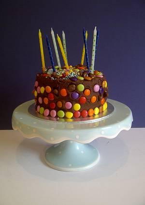 For Grandad - Cake by CakeyCake