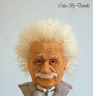 A.Einstein - Cake by daroof