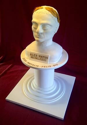 Augustus Brutus - Cake by CakeyCake