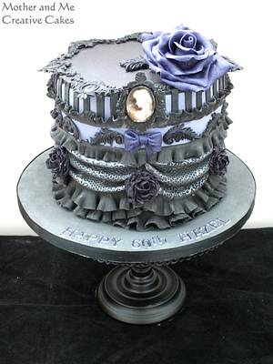 Rock Chick Cake - Cake by Mother and Me Creative Cakes