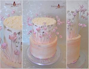 Spring meadow - Cake by Tortolandia