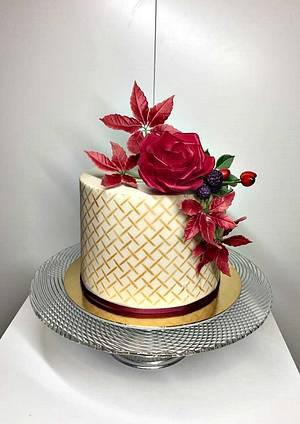 Autumn cake 2 - Cake by Frufi
