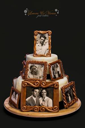 Story of life - Cake by Laura e Virna just cakes