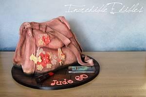 Radley Bag Cake - Cake by Vicki's Incredible Edibles