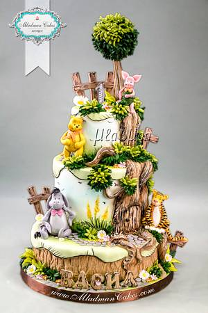 Winnie the Pooh - Classic Edition Cake - Cake by MLADMAN